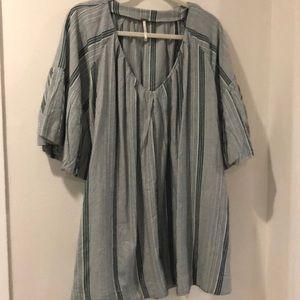 Mini Dress- Endless Summer collection,lightweight
